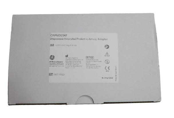 Capnostat Disposable Neopnatal/Pediatric Airway Adapter 10/box (415036-002)
