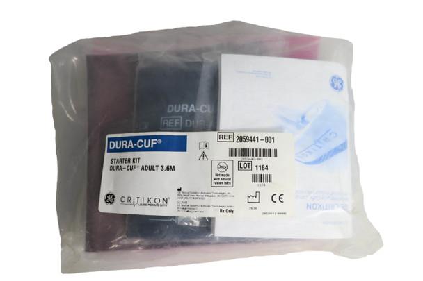 Dura-Cuf Starter Kit Adult 3.6M (2059441-001)