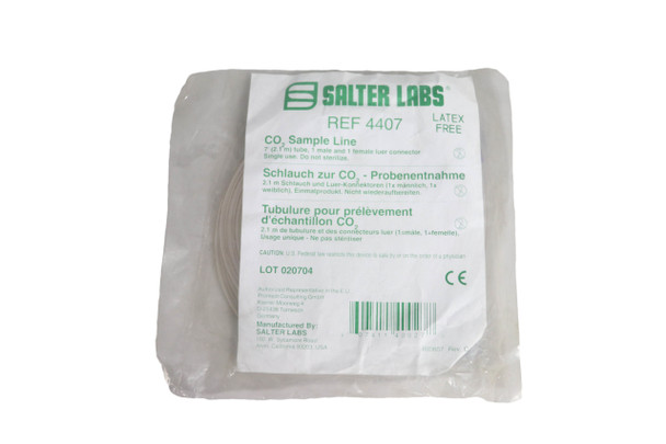 Salter Labs CO2 Sample Line (4407)