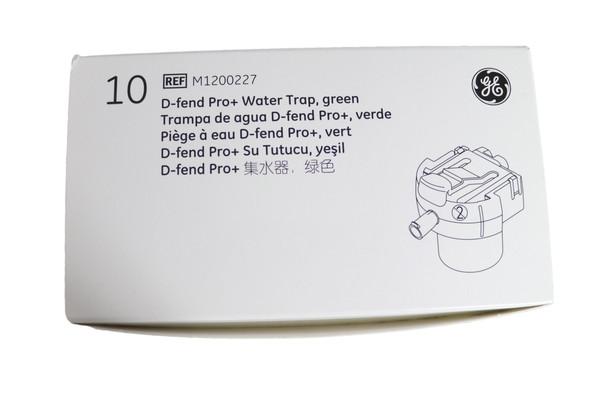 D-fend Pro+ Water Trap (10/box) (M1200227)