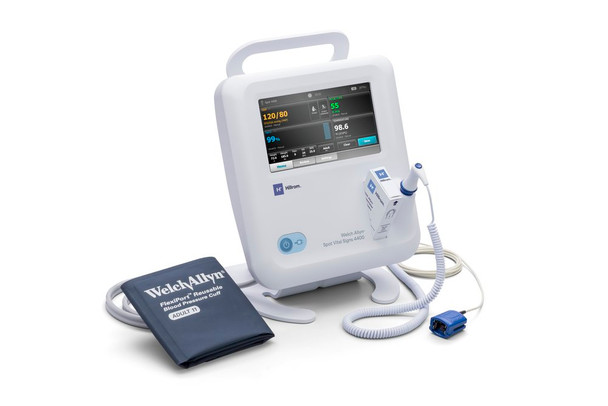 Welch Allyn Spot Vital Signs 4400 Device