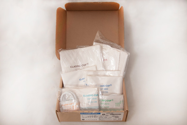 CLASSIC-CUFF ASSORTMENT PACK, 2692, VARIOUS, SUBMIN 2 Tube (10/BOX)