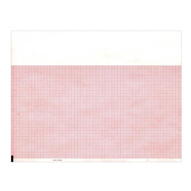 "Burdick EKG Paper (7983) | 8.5"" x 11"" Full-Page"
