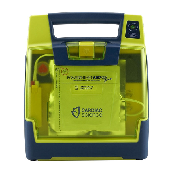 Cardiac Science Powerheart AED G3 PRO