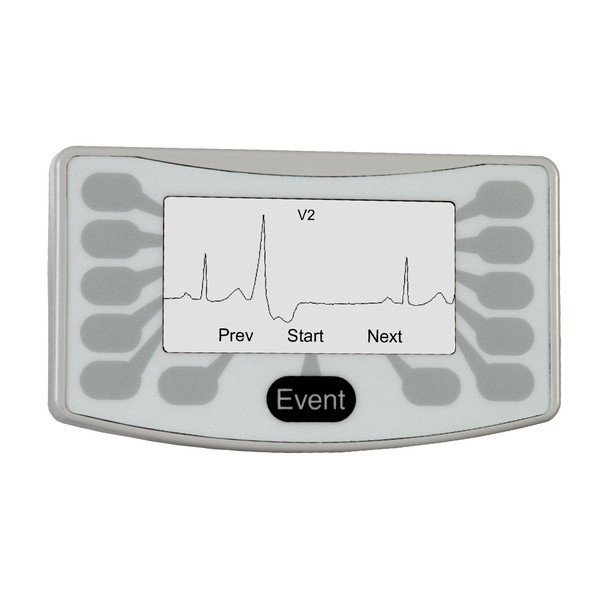 NorthEast Monitoring, Inc. DR 181 Digital Holter Recorder, 12-Lead