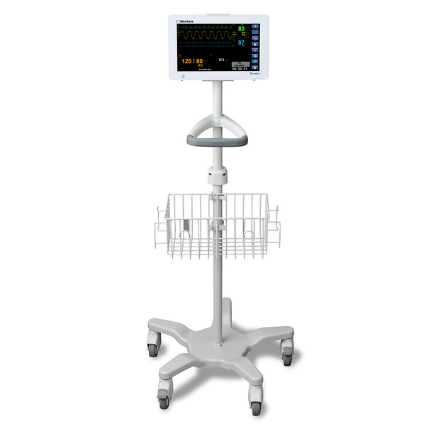 Burdick Mortara Surveyor S12 Patient Monitor
