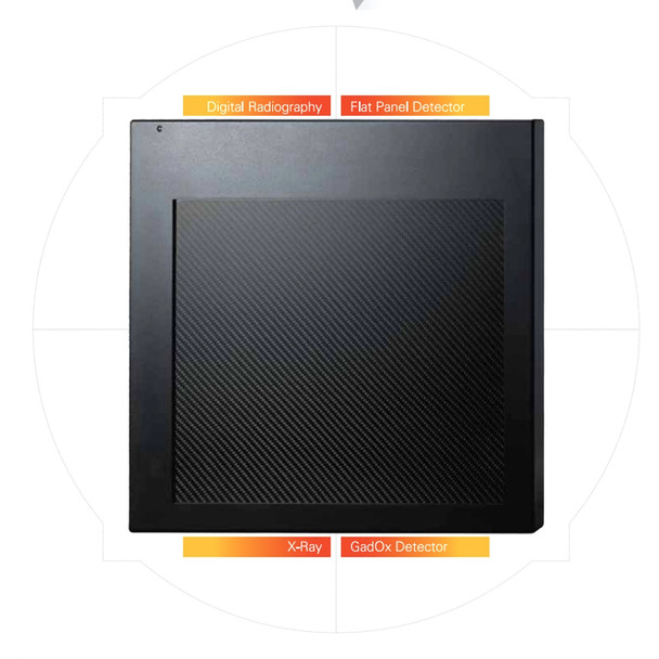 Rayence XMARU 1210 SGA DR Panel