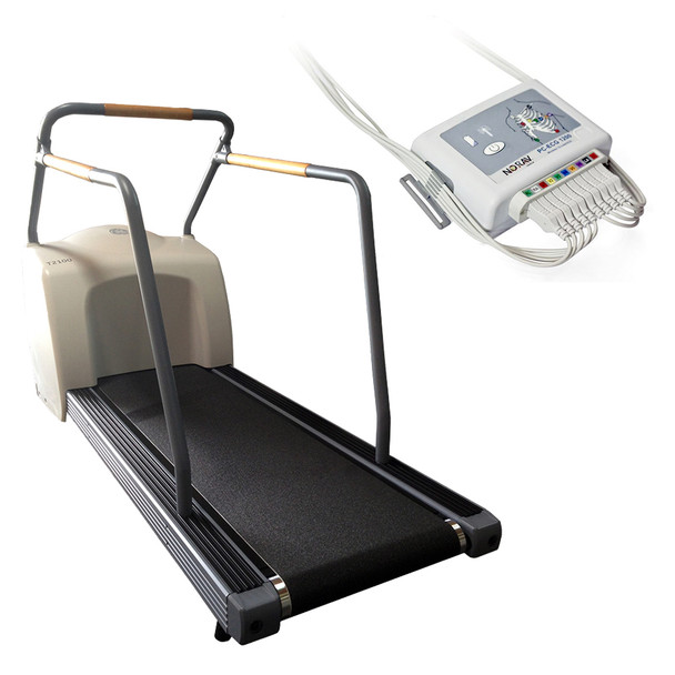 Norav 1200w Stress Test and T2000/T2100 Treadmill Complete System