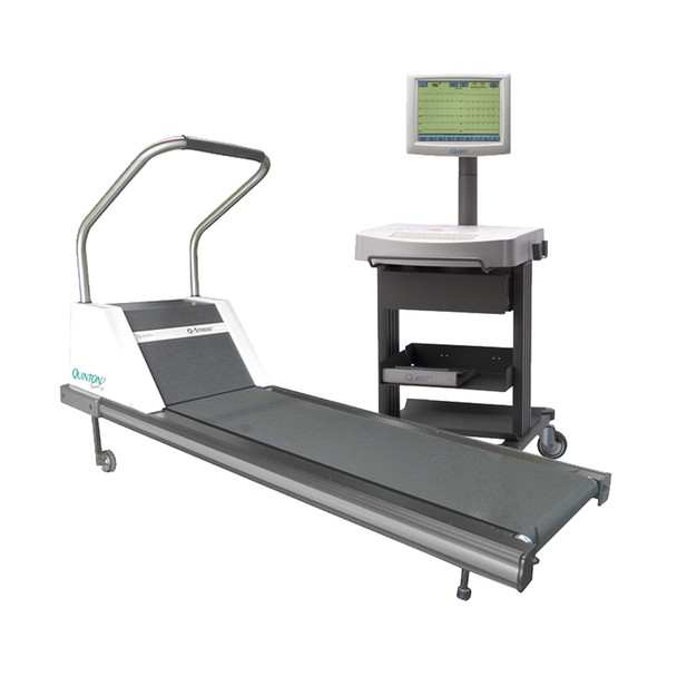 Refurbished Burdick Quest and TM55 Treadmill Complete System