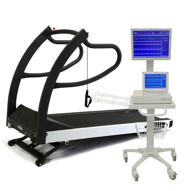 Schiller AT-10 Plus and TMX428 Treadmill Complete System
