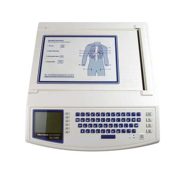 Mortara ELI 250 EKG System Rental