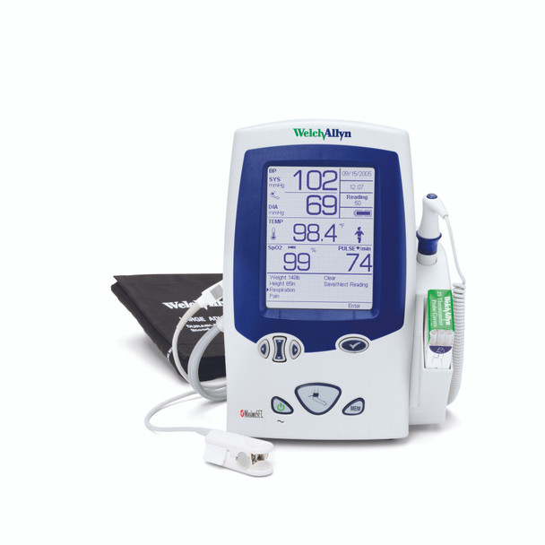 Welch Allyn Spot Vital Signs Rental