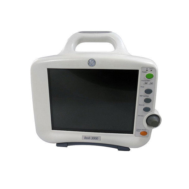 Refurbished GE DASH 3000 Patient Monitor