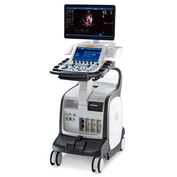 GE VIVID E95 v203 Ultrasound Machine