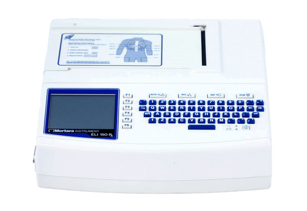 Refurbished Mortara ELI 150 EKG System with Interpretation