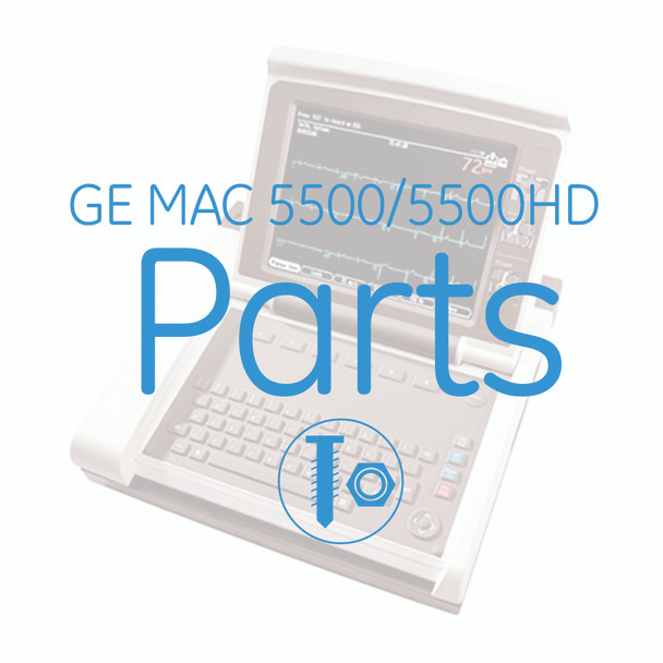 GE Writer Release Button, MAC 5500