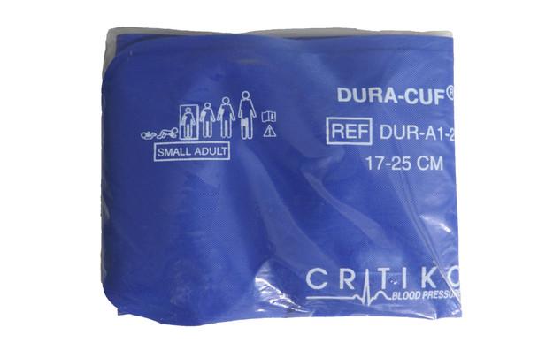 GE Critikon DURA-CUF, Small Adult BP Cuff, DUR-A1-2A (SINGLE CUFF)