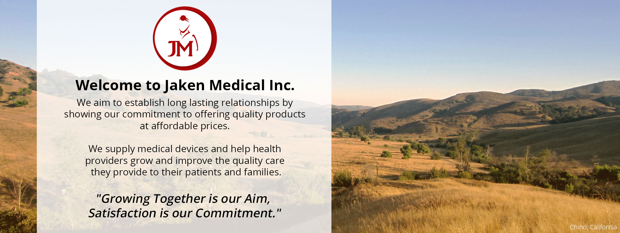 jaken medical about us image