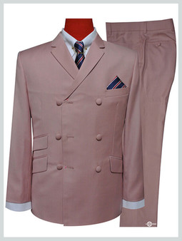 mod suit| double breasted suit tailored 60s style mod fashion