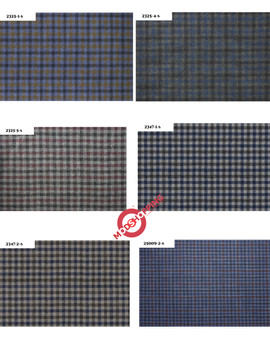 Mod Shopping vintage tweed fabric for 2 pics suit