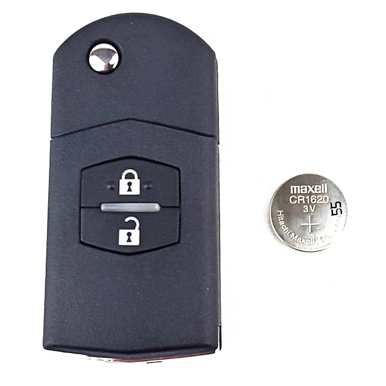 new cr1620 maxell retractable key remote lithium battery. Black Bedroom Furniture Sets. Home Design Ideas