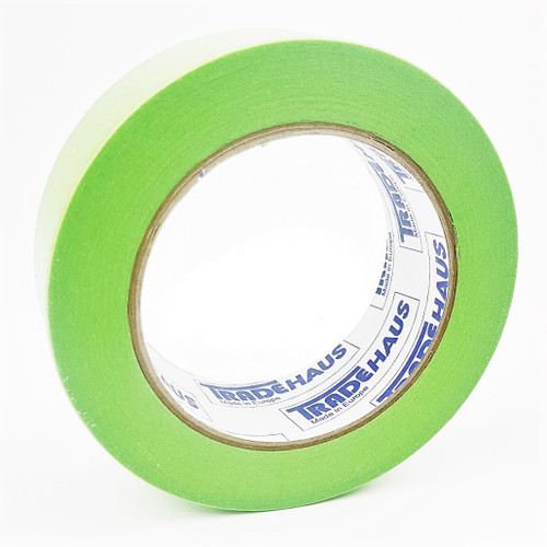 1x Tradehaus High Temperature Masking Tape Roll 36mm x 50m Automotive Painting