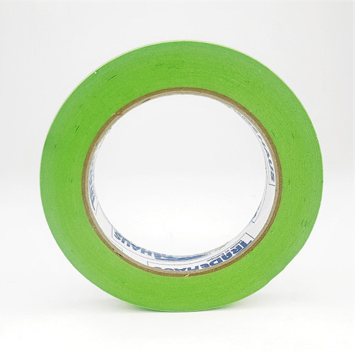 1x Tradehaus High Temperature Masking Tape Roll 18mm x 50m Automotive Painting