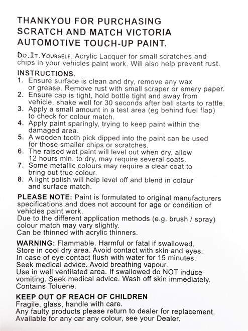 New Mazda 38P Aluminium Metallic Touch Up Paint 2 3 6 CX-5 CX-9 BT50