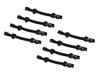 EV6 to Delphi Multec Fuel Injector Adapter Connector Plug and Play adapter harness