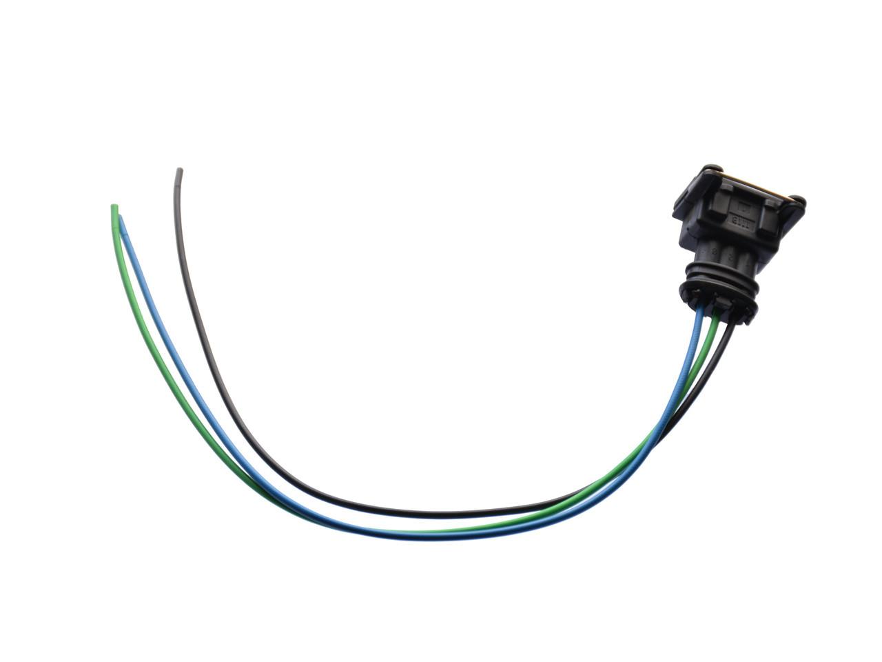 3 Wire EV1 Connector BOSCH Crank Cam CPS TPS IAC Knock BMW
