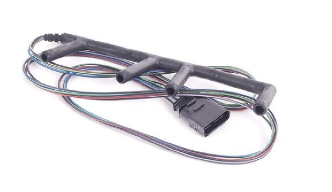[SCHEMATICS_4CA]  TDI 4 Wire Diesel Glow Plug Wiring Harness Fits VW Golf Jetta MK4 02-03 -  Michigan Motorsports | Vw Golf Wire Harness |  | Michigan Motorsports