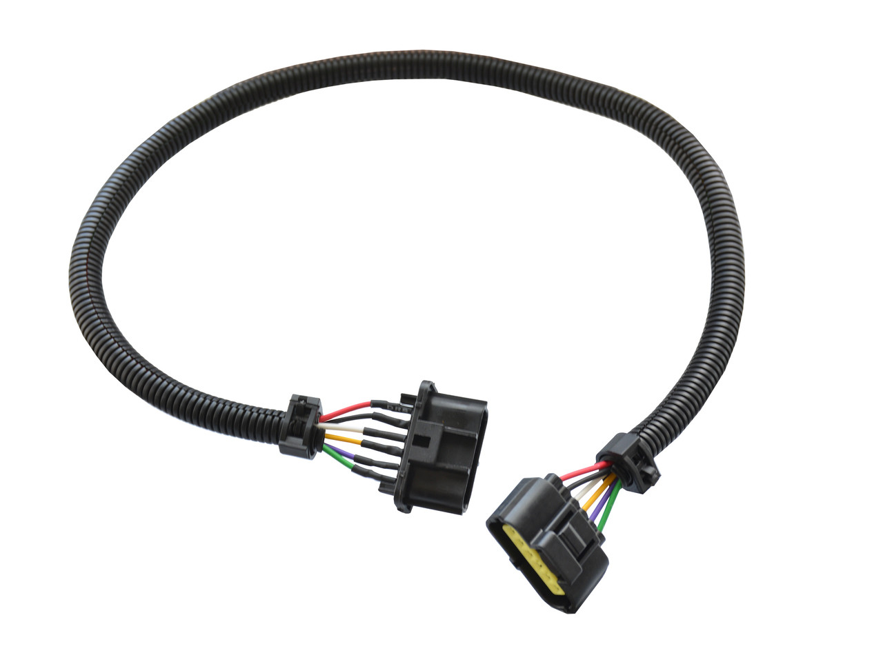 """Mass Air Flow 24"""" Extension Harness Sensor Connector 6-wire pin MAF Fits Ford 3.0 3.4 4.6 5.0 5.4 6.0 6.8 7.2"""