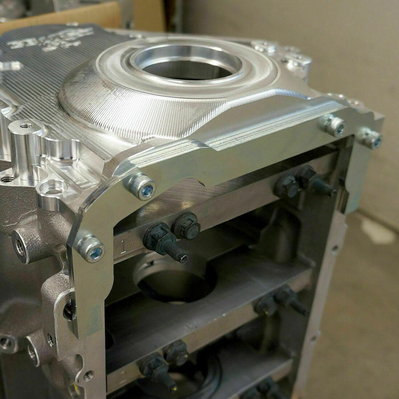 Michigan Motorsports LS Front Rear Cover Oil Pan Alignment Tool Kit Fits Engines 4.8 5.3 5.7 6.0 LS1 LS2 LS3 LSA