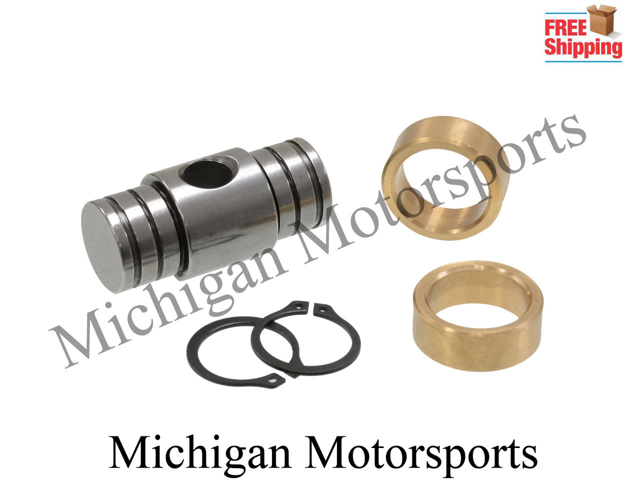 LS7 Rocker Arms Bronze Bushing Upgrade Trunion kit with Bolts and Install Kit 7.0 Corvette
