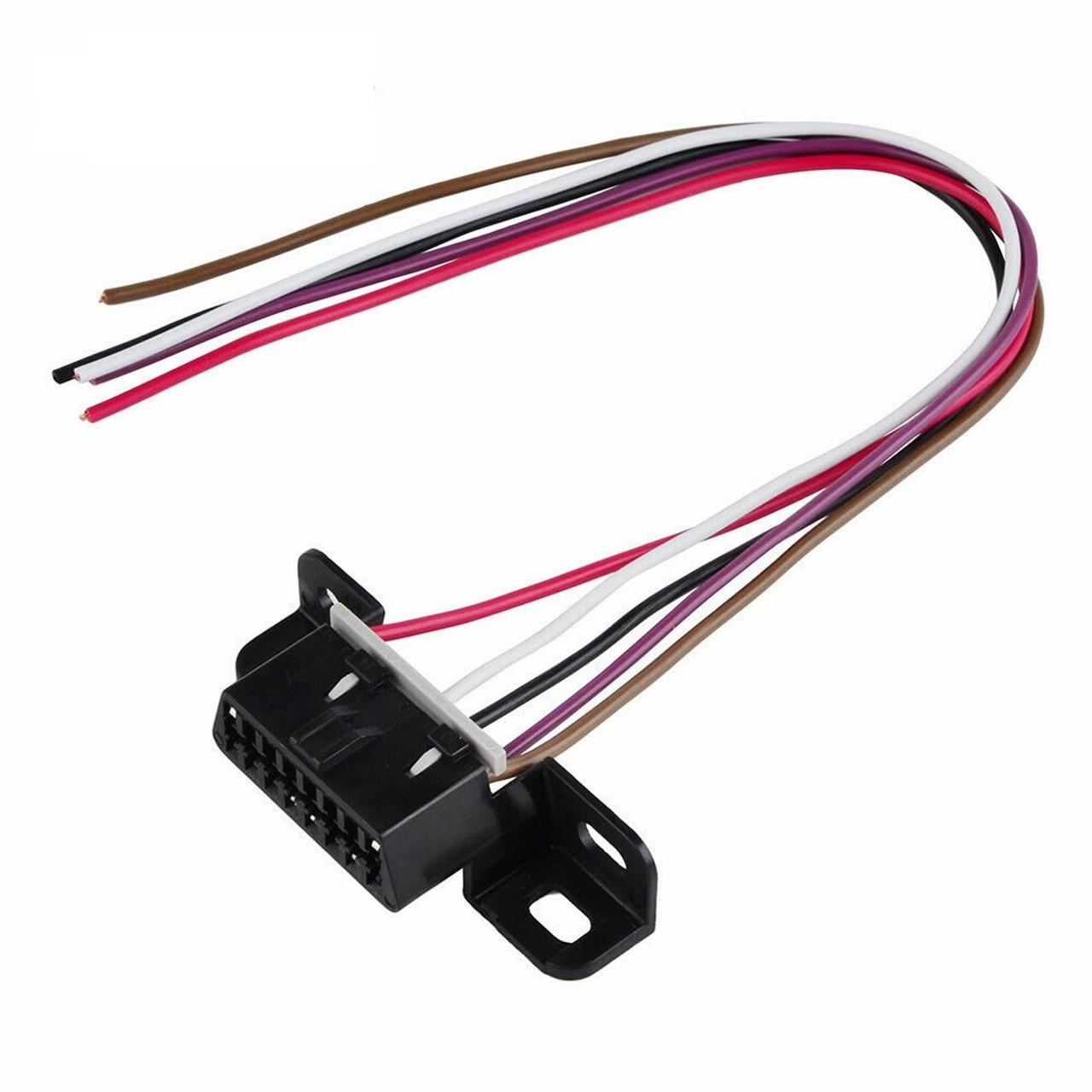 OBDII OBD2 Wiring Harness Connector Pigtail Harness Fits LS1 LT1 data link  Camaro Firebird Pontiac and Many Other Applications