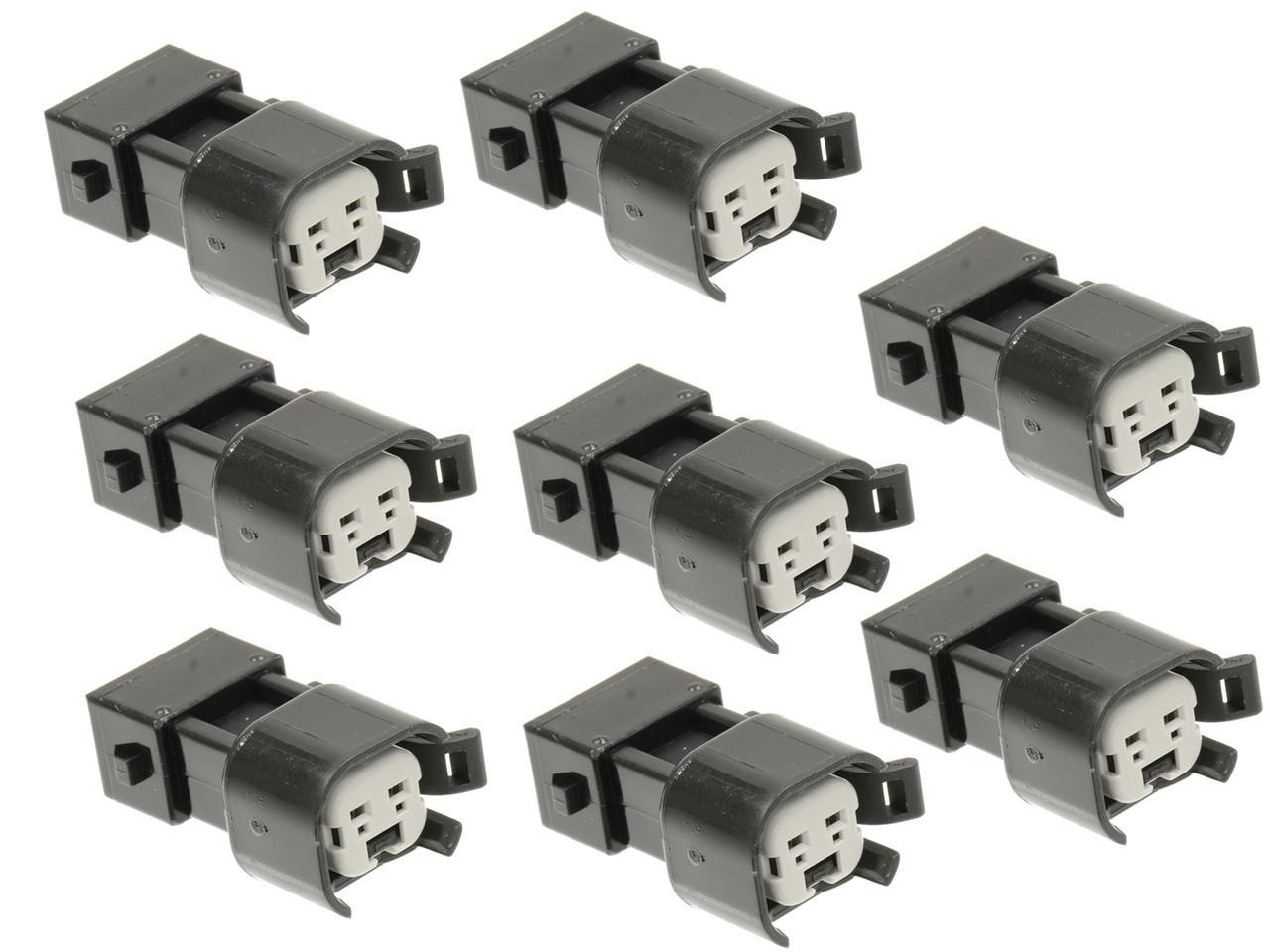 EV1 to EV6 EV14 USCAR adapter Adapts LS1 LS2 LS3 LSX LT1 Fuel Injector Connector