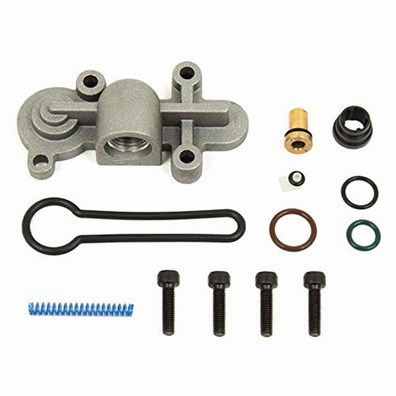 For 03-07 Ford 6.0L Blue Spring Fuel Pressure Regulator Kit Powerstroke Diesel