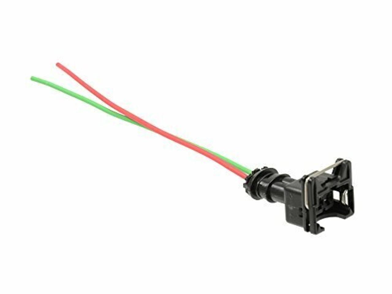 Incredible Ev1 Fuel Injector Connectors Fits Bosch Bmw Volvo Vw Porsche Gm Obd1 Wiring 101 Mentrastrewellnesstrialsorg