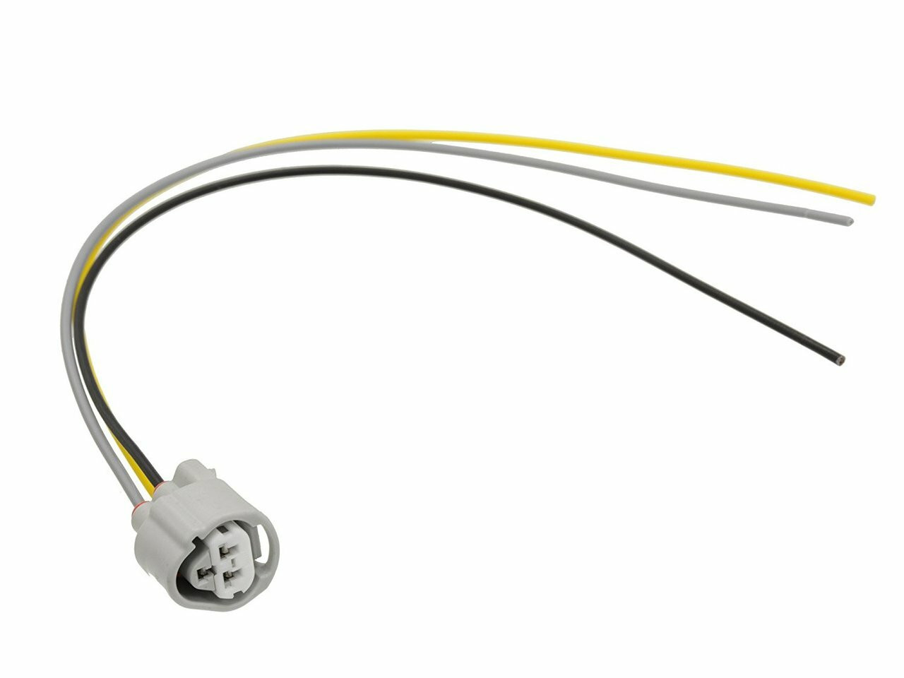 Connector Pigtail Wire Toyota 3 Way Ect Clt Coolant Temp Sensor Wiring 90980 11451