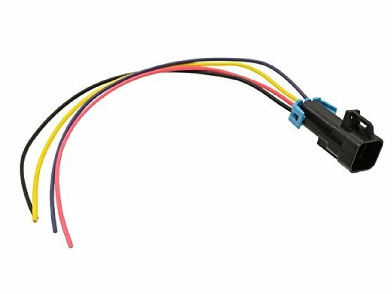 LS1 O2 Oxygen Sensor Wiring Connector Pigtail 1998-2002 GM Camaro Firebird PT2374