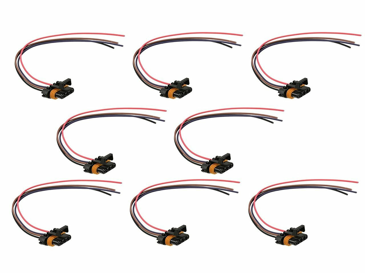 Ignition Coil Wiring Harness Pigtail Connector For Ls1 Ls6 Gm Camaro on obd2 to obd1 jumper harness, gm wiring alternator, gm wiring connectors, gm alternator harness, radio harness, gm wiring gauge,