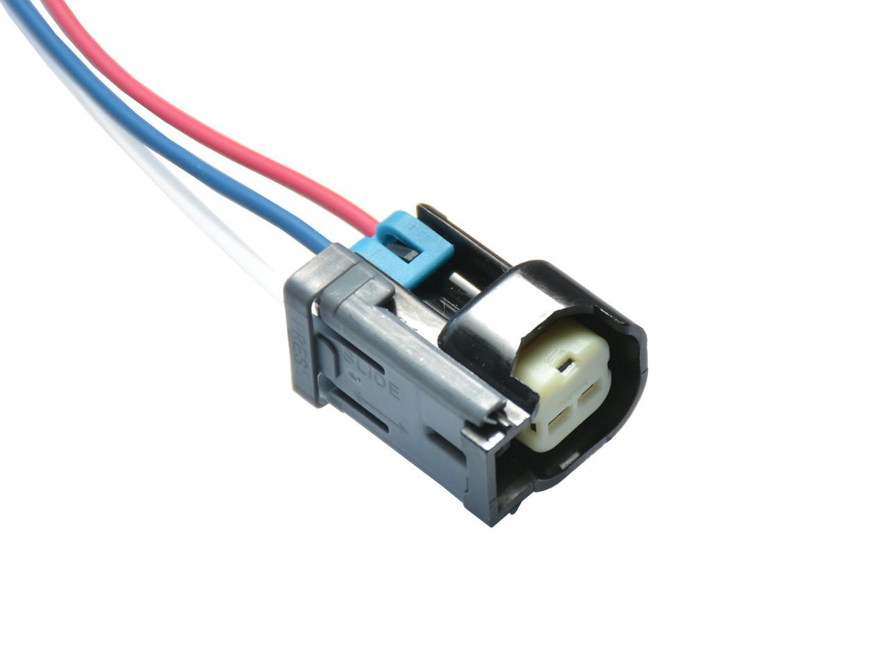 Wholesale Lot 2000 GM Ford EV6 USCAR Molex MX150 Series Fuel Injector Connectors