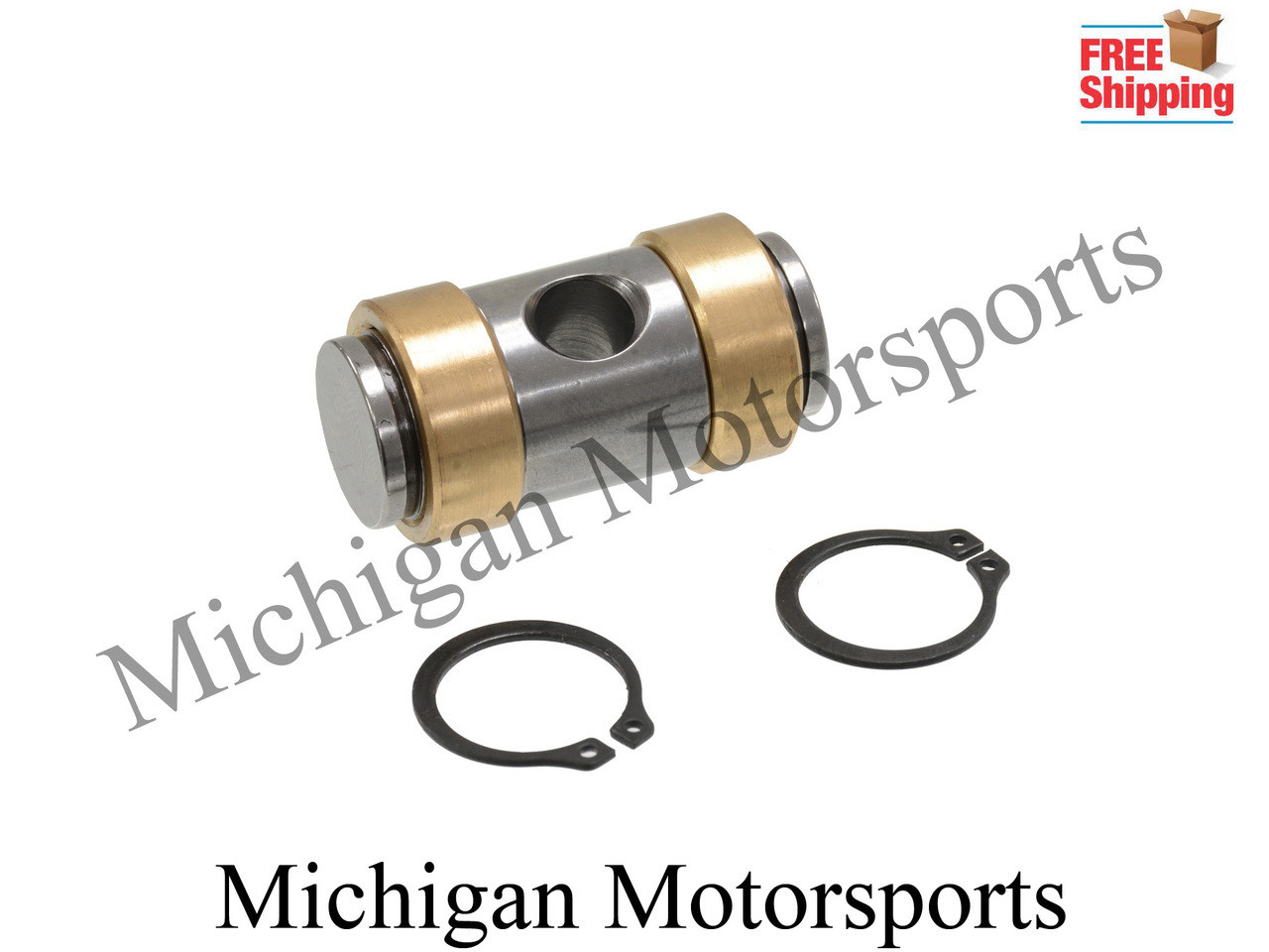 Chevy GM LS LS1 Rocker Arm Trunnion Trunion Bronze Bushing Kit with install tool