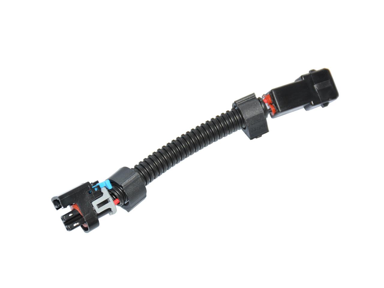 EV1 to Delphi Multec Adapts LS1 LS6 LT1 EV1 vehicle Injector Harness to LQ4, LQ9 4.8 5.3 6.0 Delphi Mini Truck Fuel Injectors