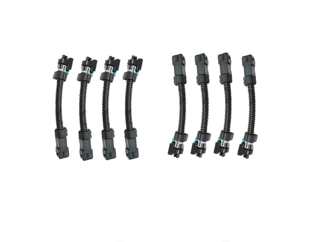 LS1 LS6 LT1 EV1 vehicle Injector Harness adapter to LQ4, LQ9 4 8 5 3 6 0  Delphi Truck Fuel Injectors