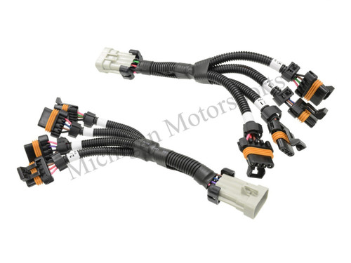 """Coil Pack Relocation Kit for LS1 LS6 LSX Included Coil Harness and 36"""" Extension"""