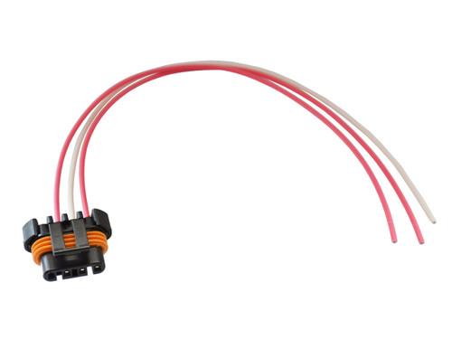 Alternator Wire Connector Plug Pigtail Fits Corvette Vette C5 C6 LS1 LS6 LS2 LS3 LS7 1989-2013 GM GMC Buick Cadillac Pontiac
