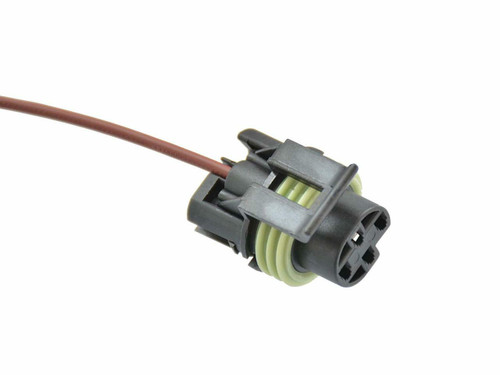 Engine Oil Pressure Sensor Switch Connector Pigtail 1 Wire 1985-2016