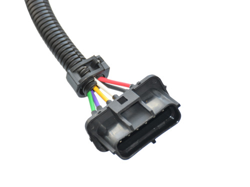 "Mass Air Flow 24"" Extension Harness Sensor Connector 6-wire pin MAF Fits Ford 3.0 3.4 4.6 5.0 5.4 6.0 6.8 7.2"