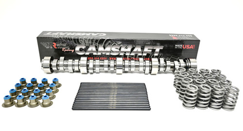 Brian Tooley BTR Stage 4 Truck Camshaft Kit Includes Springs, Seals, Gaskets and Pushrods 4.8 5.3 6.0 6.2